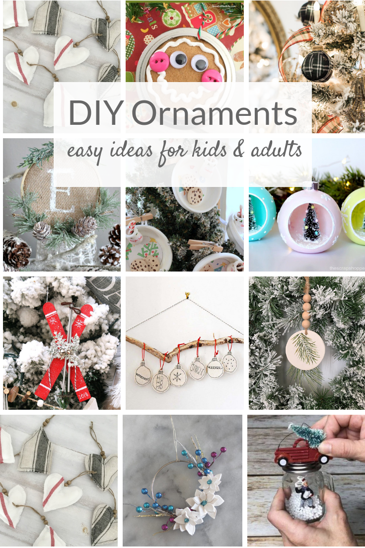 Diy Ornaments For Kids Adults Two Purple Couches Diy Christmas Ornaments Ornaments Diy Kids Ornaments Diy