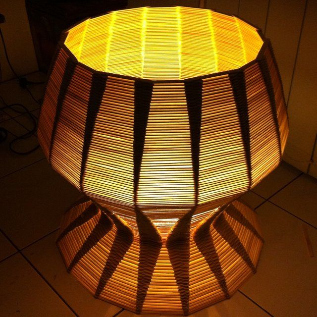 Ice Cream Stick Lamp Shade Small Lamp Shades Wall Lamp Shades Antique Lamp Shades