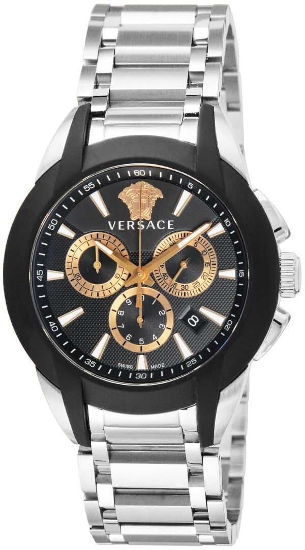 96577867477 men watches Versace Watch Character Chronograph Date M8c99d007s099 Where to  buy