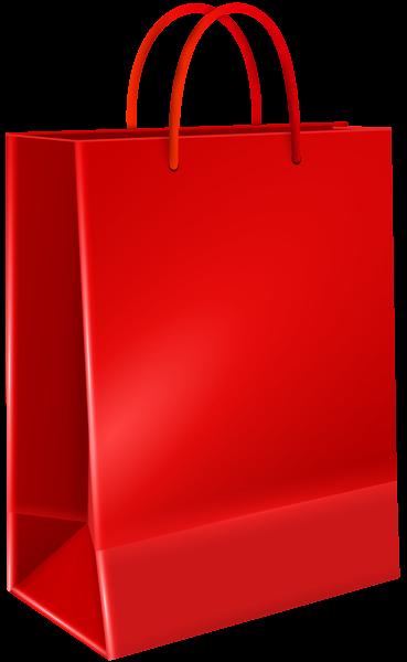 Red Gift Bag Png Clip Art Image Red Gift Clip Art Art Images