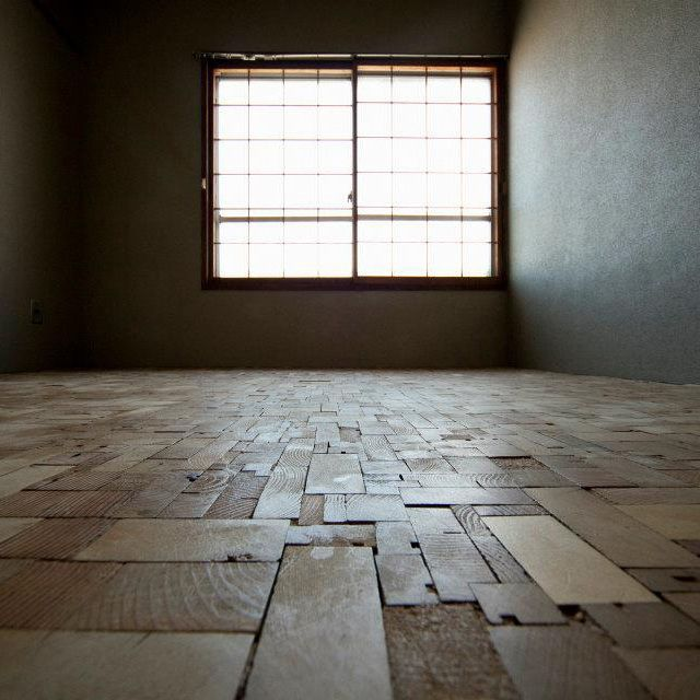 Rustic Hardwood Flooring Tips And Suggestion: Irregular Wooden Fllooring. Pavimento Irregoalre In Legno