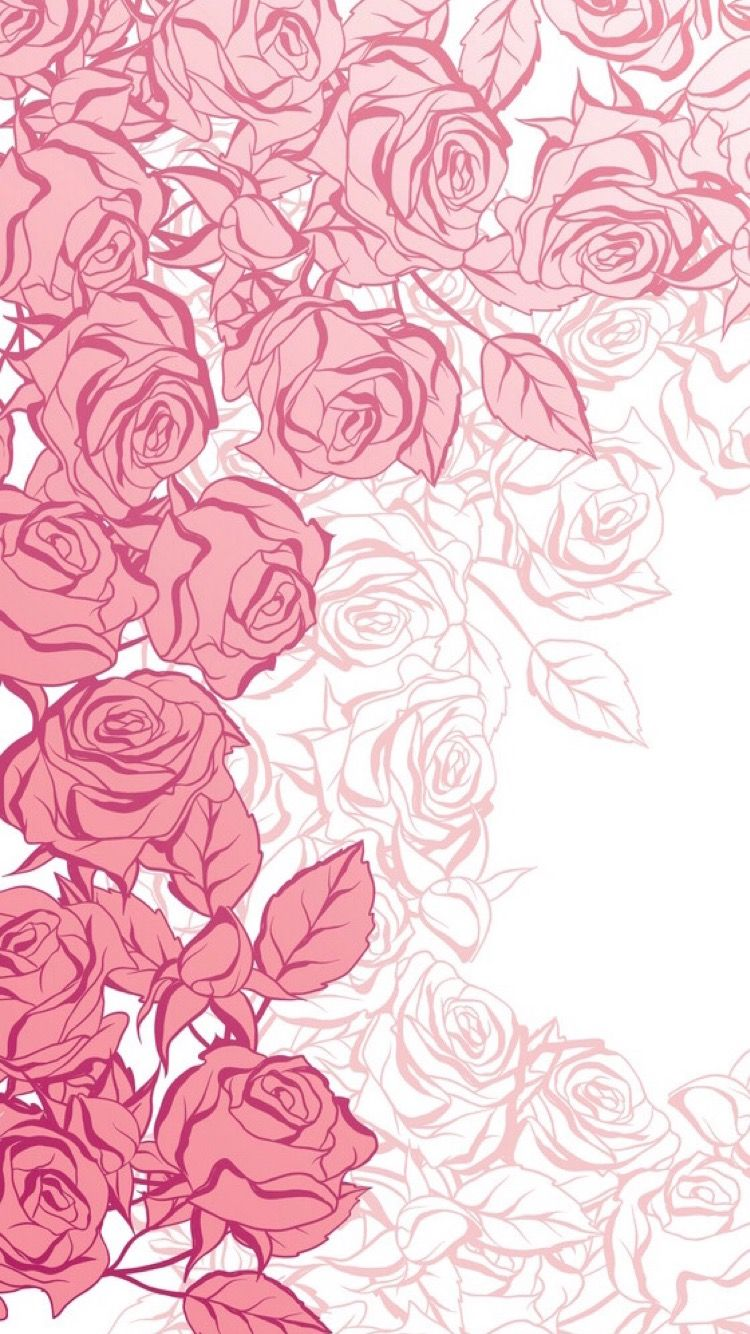 Wallpaper Iphone Pretty Phone Wallpaper Wallpaper Iphone Cute Rose Wallpaper