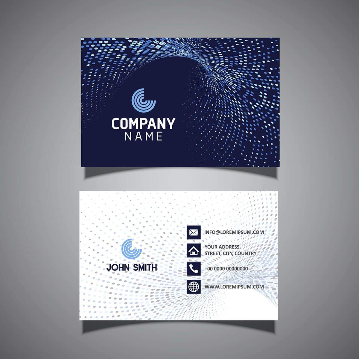 Business card sample design http://49designers.com/portfolio/2/1 ...