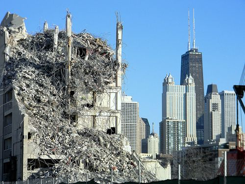 demolition of cabrini green Structural demolition services  cabrini green high rise demolition, chicago castle metals, franklin park cbs studio at 630.