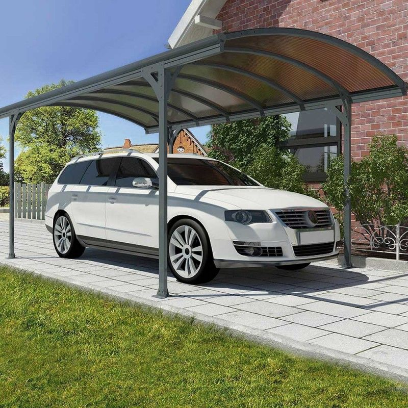 Polycarbonate #carport Car Canopy Cantilever Carport Car #Canopy Carports #Garages & Polycarbonate #carport Car Canopy Cantilever Carport Car #Canopy ...