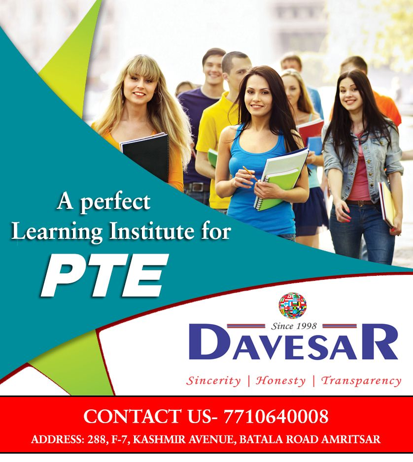 We at Davesar Consultants Provide Special attention to our