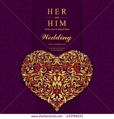 Wedding card invitation card or card with abstract background wedding card invitation card or card with abstract background islam arabic stopboris Images