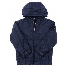 Stone Island // Stone Island - Lightweight Hooded Jacket - Navy