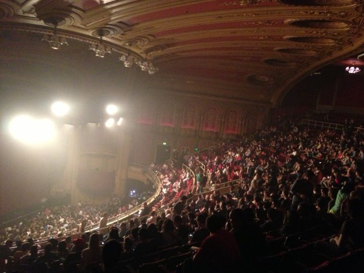 The Warfield Theatre Places In San Francisco Concert Venue Places To See