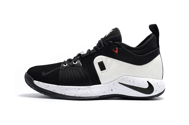 a03a35f3a2eb 2018 Fashion Nike Paul George 2 Boots Zoom PG 2 Mens Basketball Sneakers  White Black