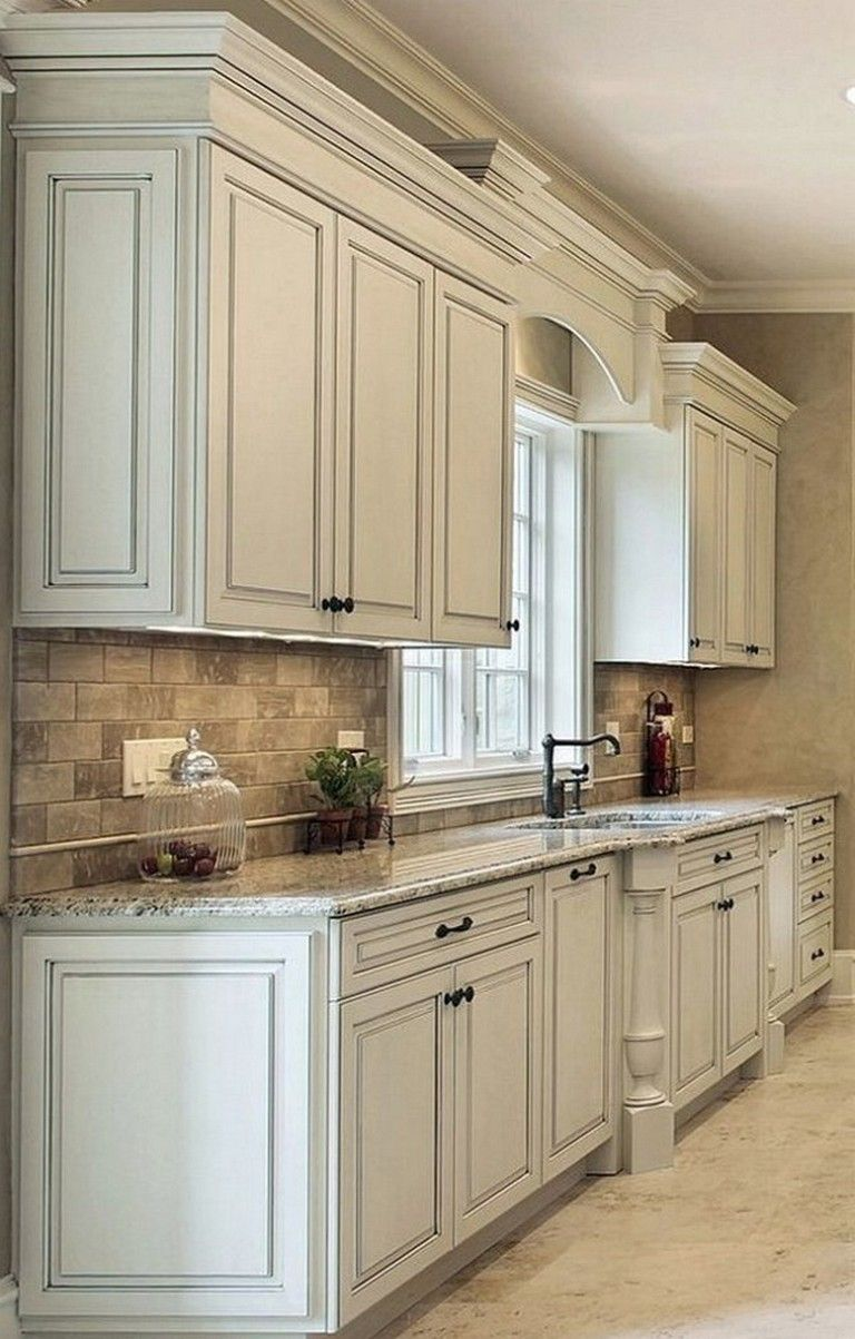 70 Smart Kitchen Design Ideas With Stone Tile Kitchen Remodel Small Kitchen Cabinets Decor Kitchen Cabinet Design