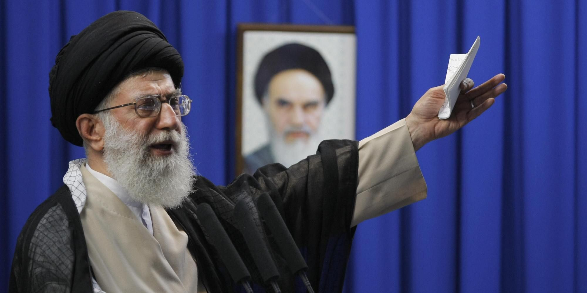 Khamenei S Conglomerate Thrived As Sanctions Squeezed Iran Iran