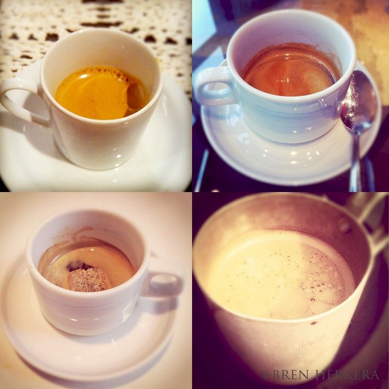 Espresso Shots & The Perfect Espumita Espresso shot