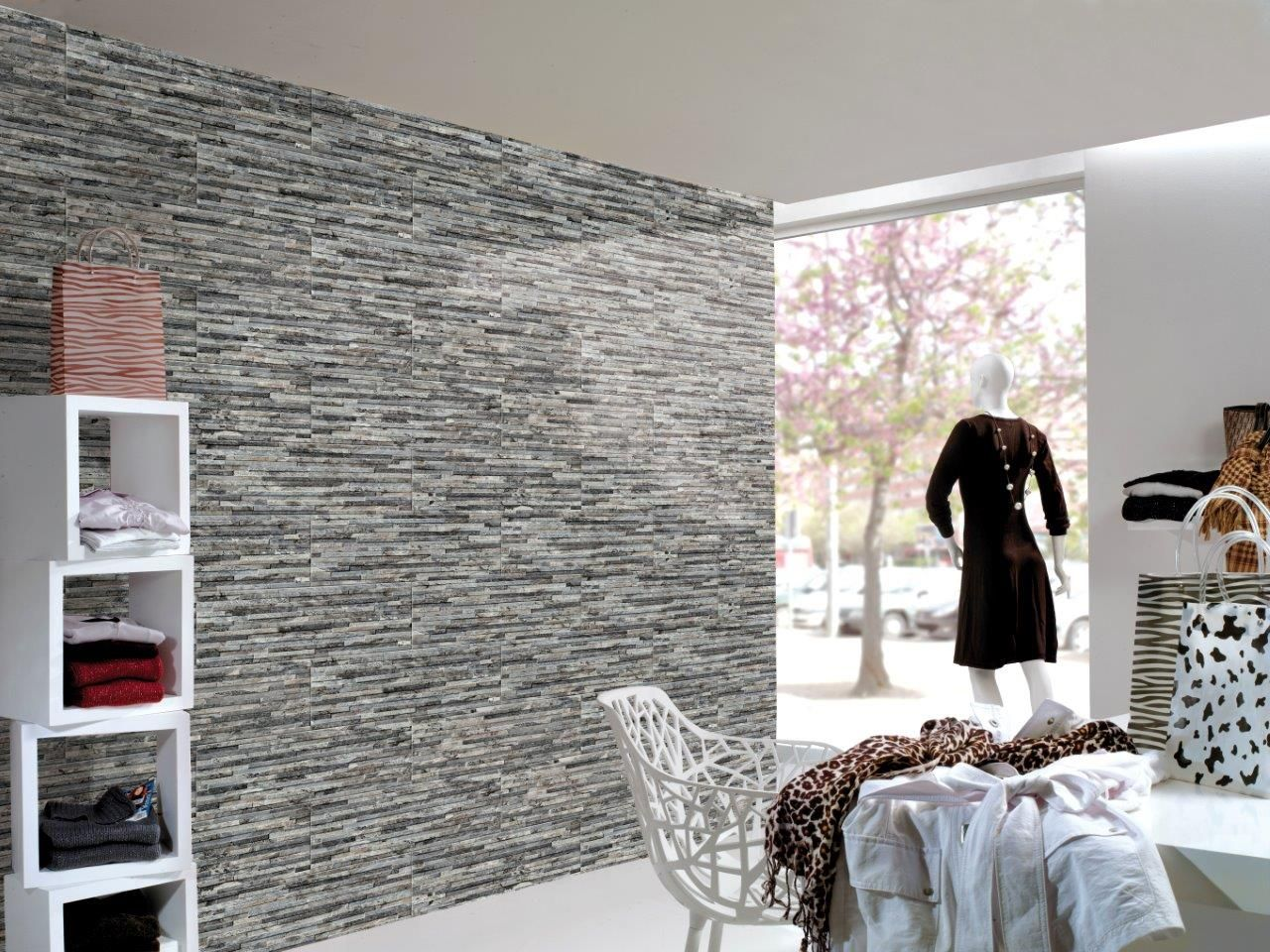 Ontario Gris Ambient 8 X24 Tile Find This And Many Others