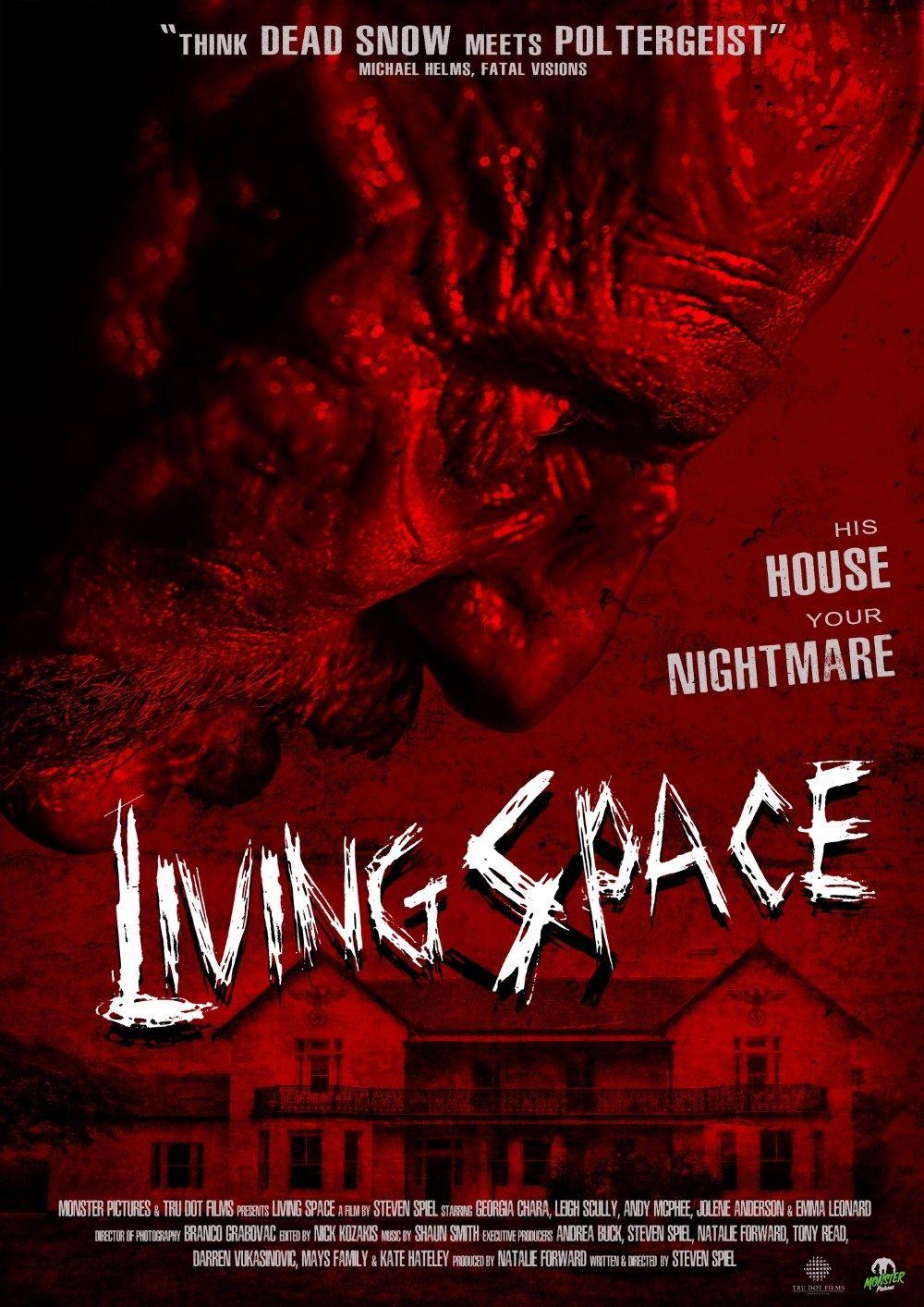 Living Space Movie Poster Jpg 1000 1414 Guardare