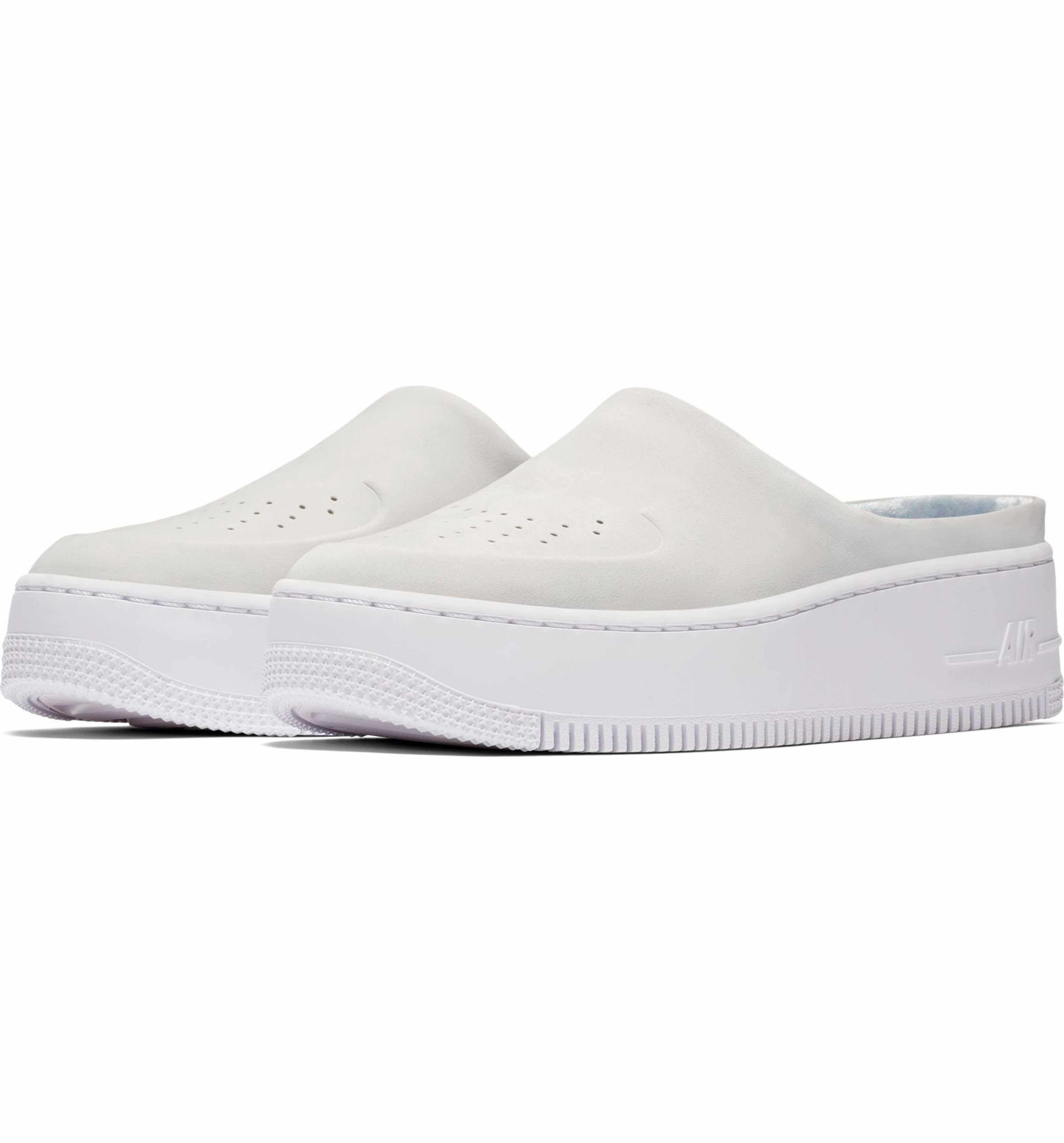 f97830414a9 Main Image - Nike Air Force 1 Lover XX Slip-On Mule Sneaker (Women ...