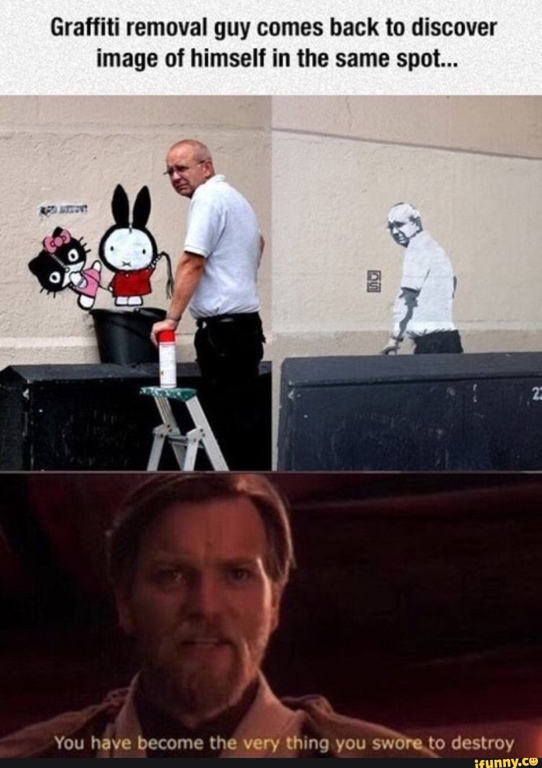 Everybody gets a meme