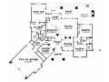 Traditional House Plan with 2106 Square Feet and 3 Bedrooms from Dream Home Source | House Plan Code DHSW076575