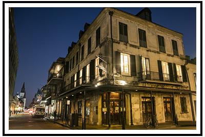 Napoleon House Wedding Venue In New Orleans Louisiana
