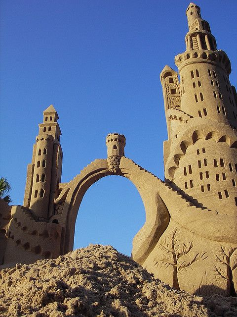 """""""Wizards Roost,"""" by amazin walter, via Flickr -- Wow...that sand arch...!!!"""