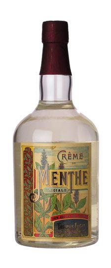 Tempus Fugit Creme De Menthe 750ml Alcohol Alcohol Vodka