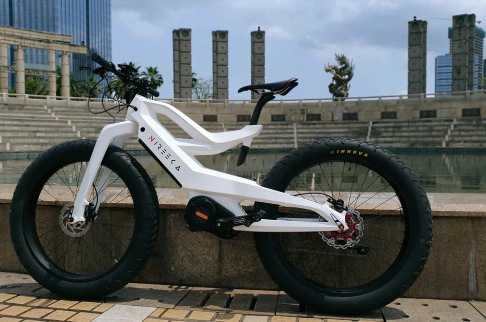 Nireeka Prime 37 Mph Electric Bike Goes On Sale With 1 5 Kw Motor