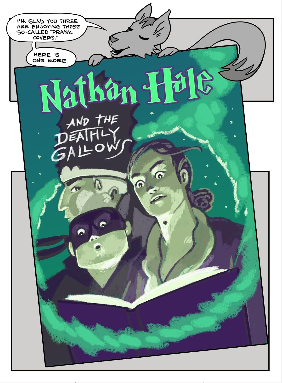 Nathan Hale S Hazardous Tales Harry Potter Mash Up Harry Potter Funny Nathan Hale Tales