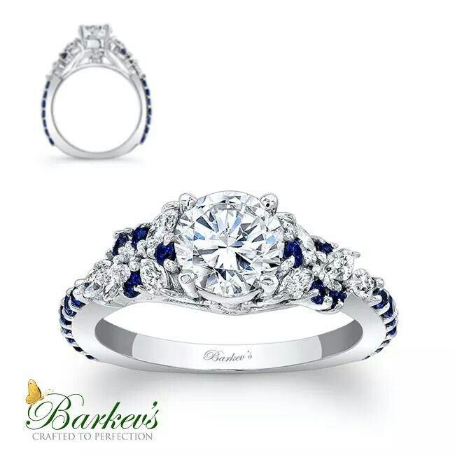 Shop Our Expansive Selection Of Barkevs Uniquely Styled Engagement Rings Schubach Jewelers Scottsdale