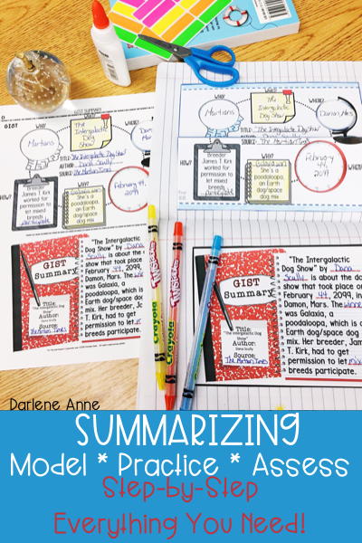 Pin On Ela Buffet Tpt And Blog Paraphrase V Summary Ppt
