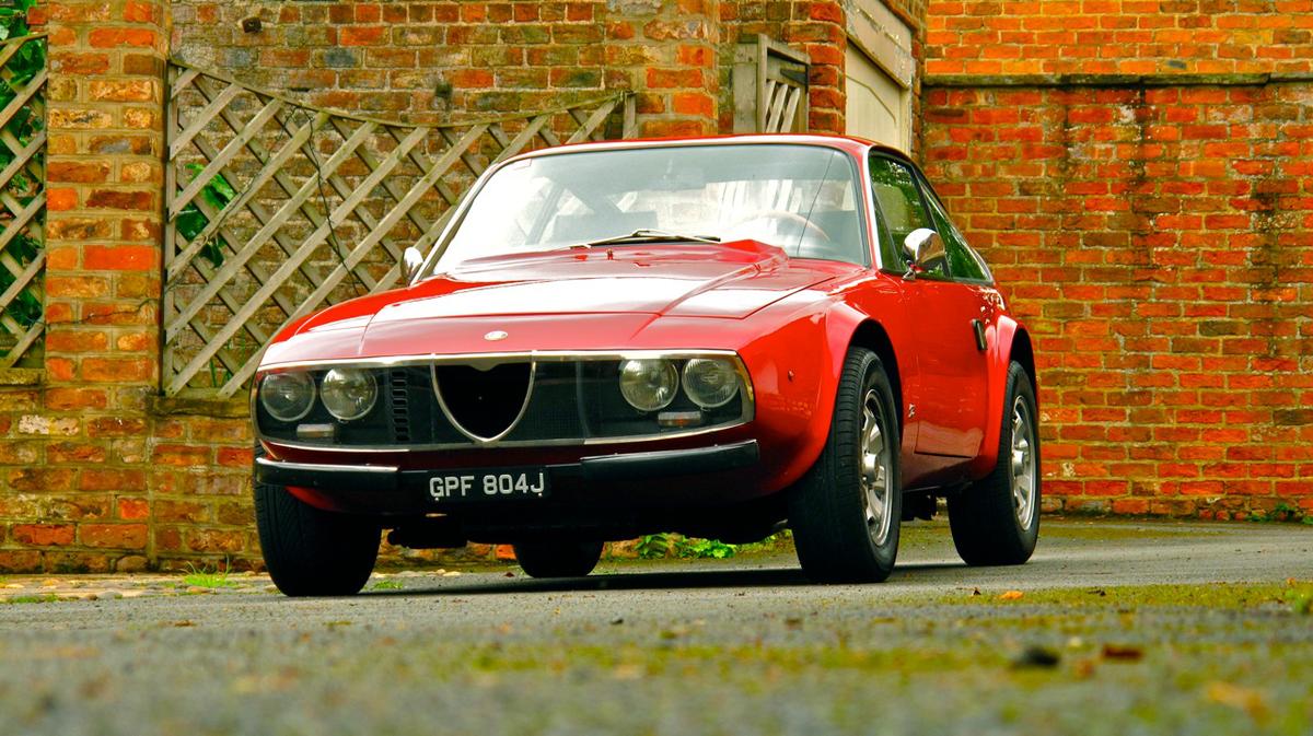 Alfa #Romeo #1300GT #Junior #Zagato   Alfa Romeo 1300 GT Junior ...