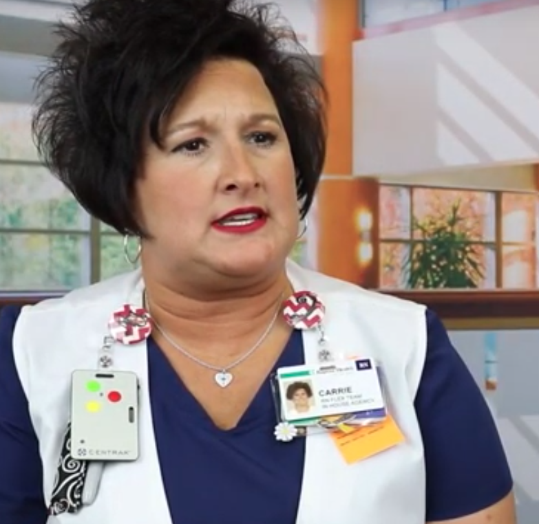 VIDEO A Nurses Calling with Carrie Health careers