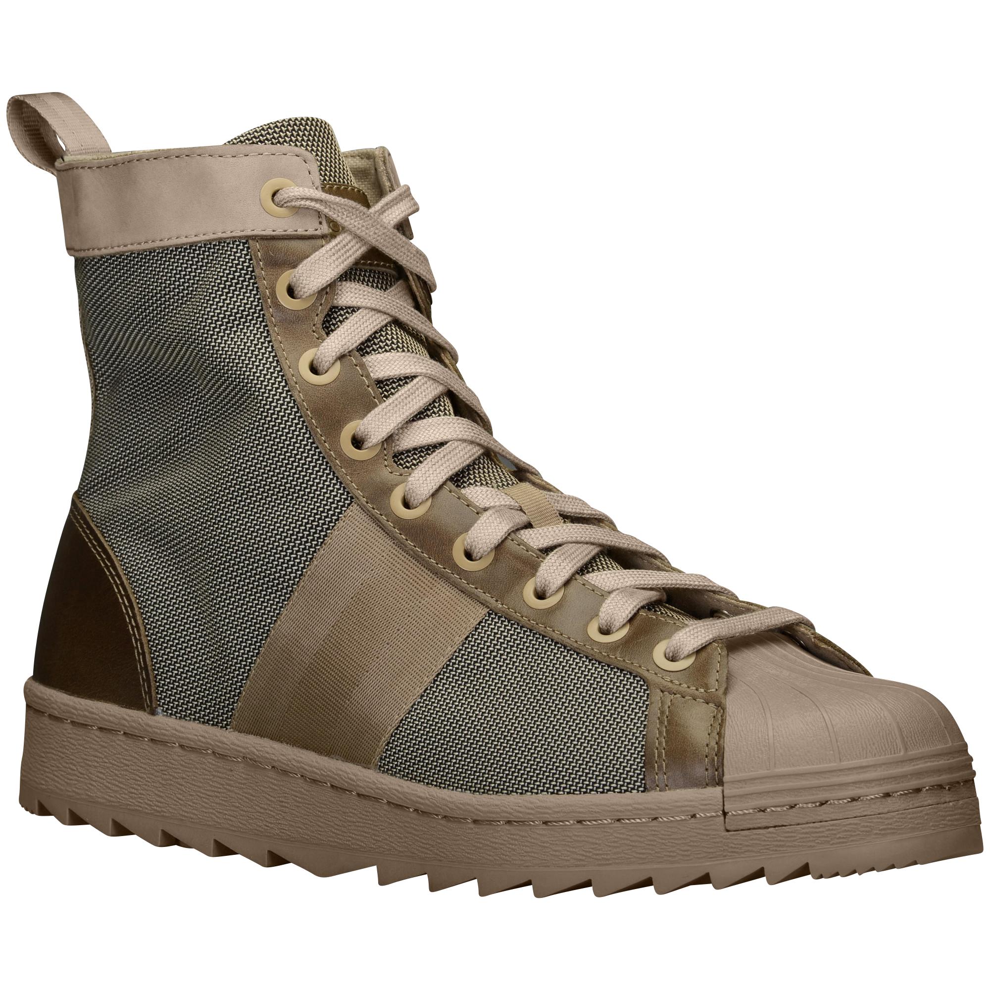 Adidas Originals Herren Superstars Jungle Stiefel Schuhe