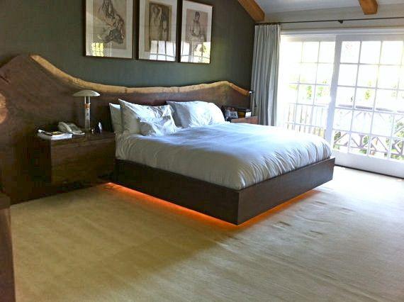 Custom beds croft house furniture los angeles ca 90036 design decor bedroom bed bed for Linda platform customizable bedroom set