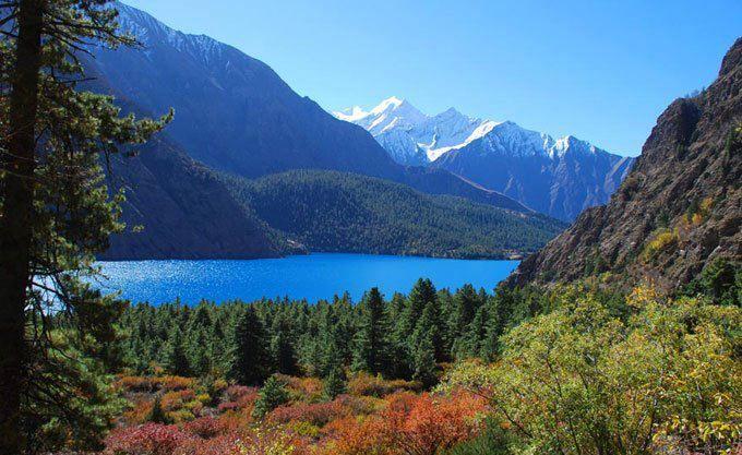 Lake Phoksundo Dolpa (Nepal)