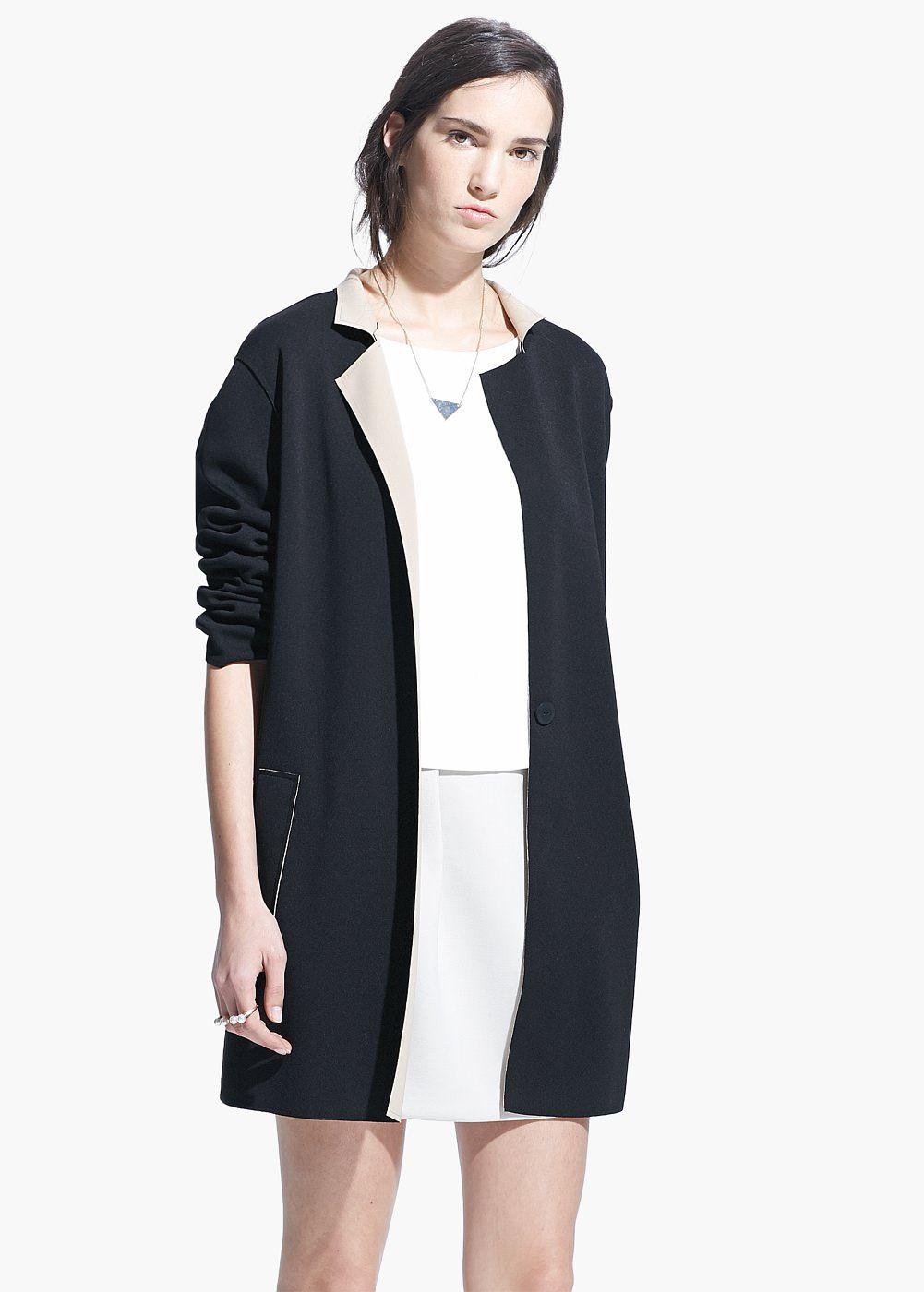 Compra chaqueta de cuero de piel de cordero online al por