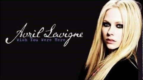 Wish You Were Here Guitar English Song Avril Lavigne Hollywood
