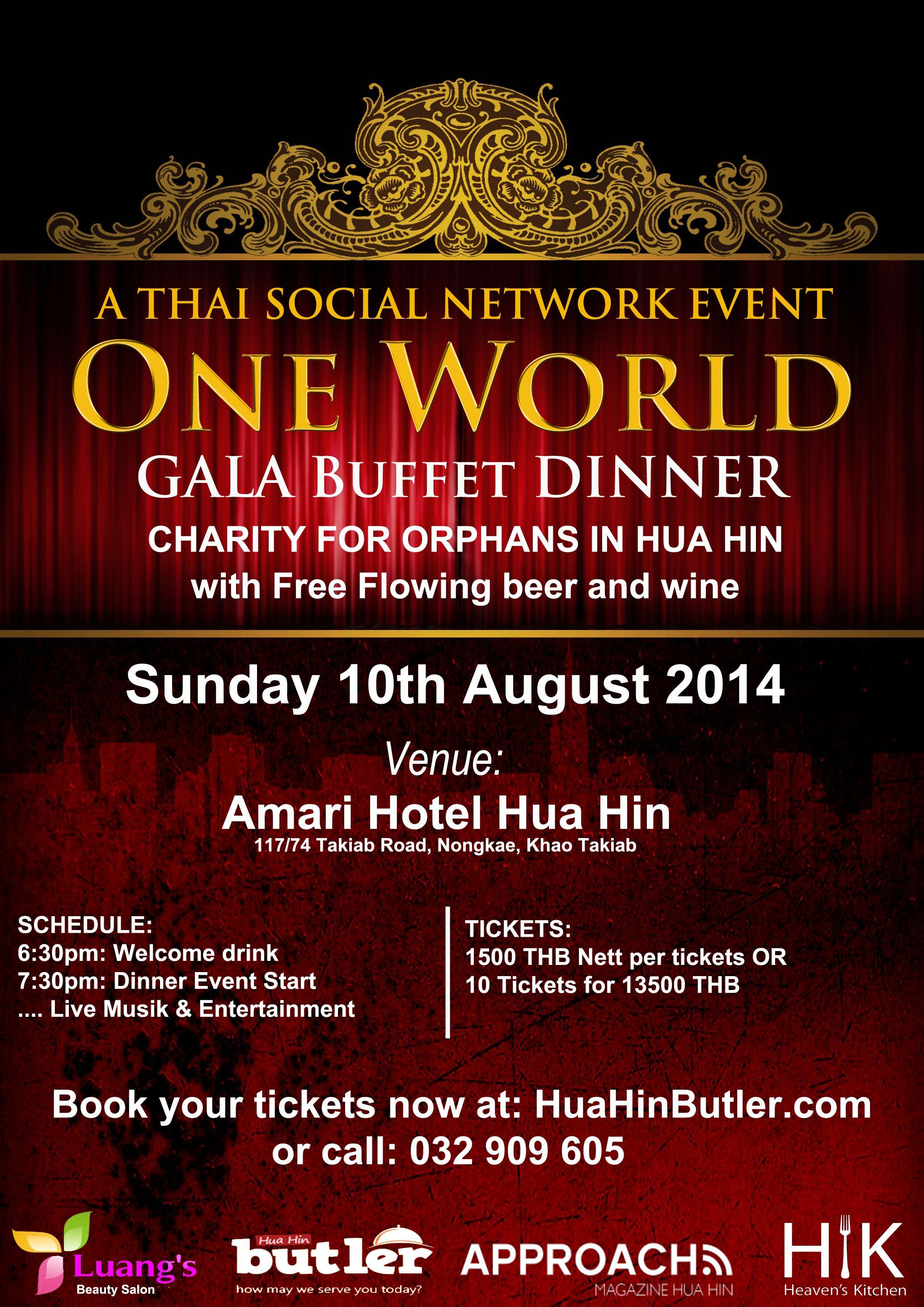 Dinner Gala Flyer Google Search