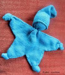Baby Knuffeldoekje Ster Haken Google Zoeken Sterretjes Pinterest