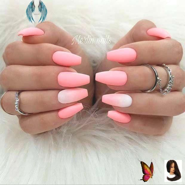 Pin By Pollochkgavzx On Nyxia Tzel In 2020 Summer Nails Colors Bright Summer Nails Nail Colors For Pale Skin
