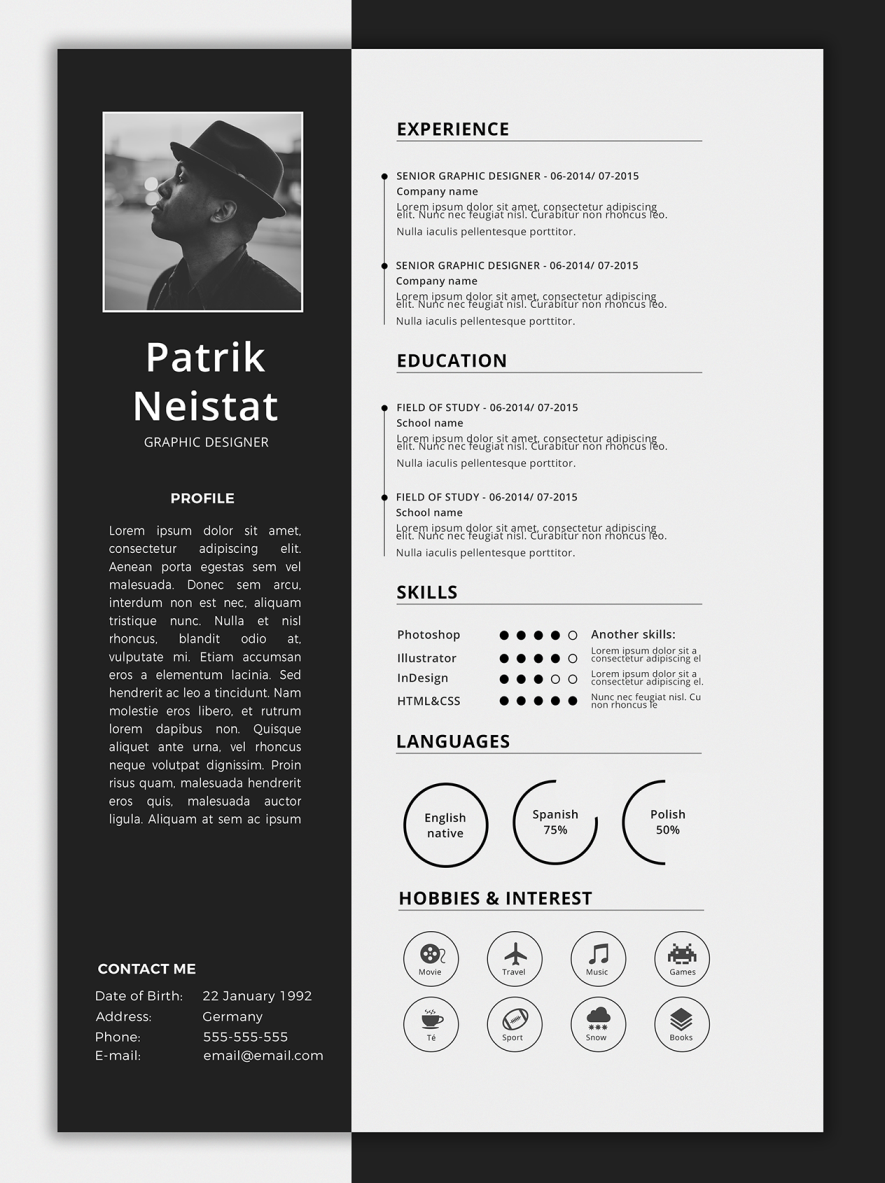 Resume Tips to Nail That Job Interview Resume design