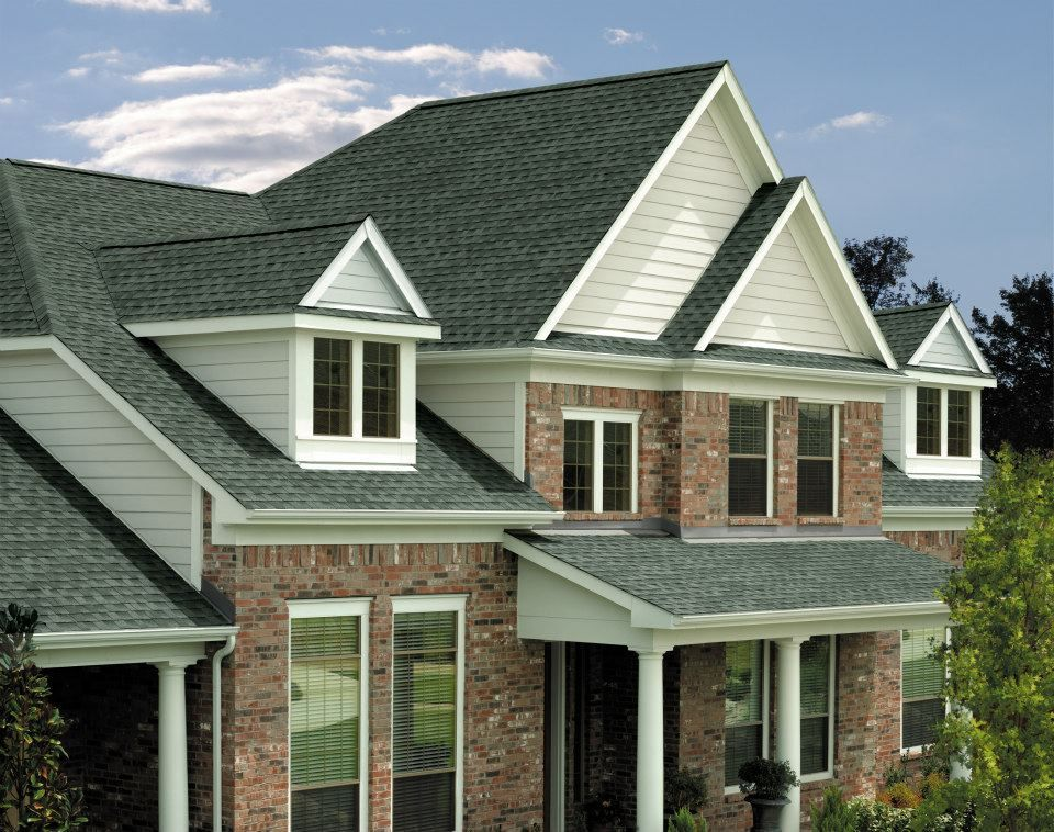 Best Gaf Timberline Natural Shadow Shingles With Slate Coloring 400 x 300