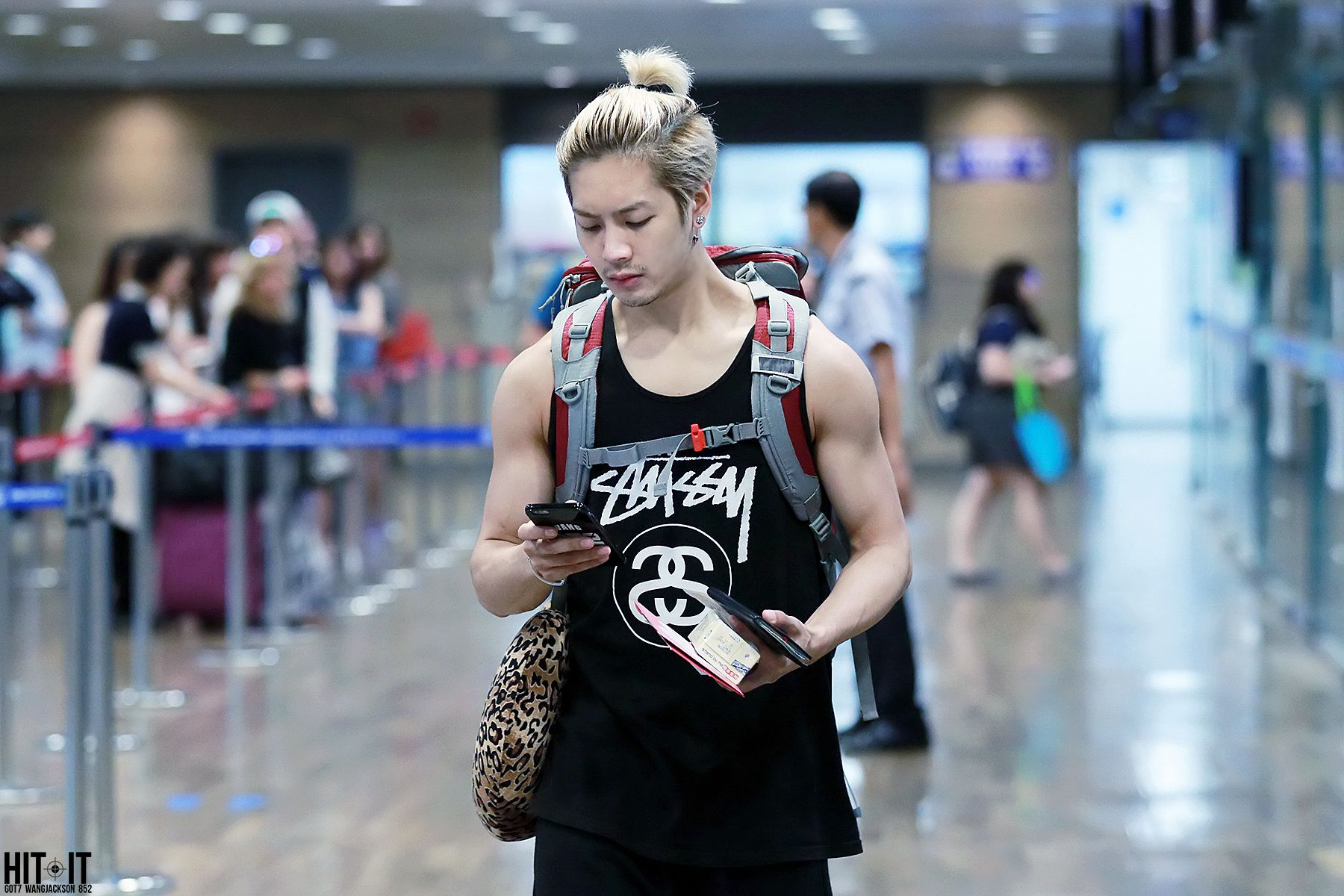 Image result for jackson got7 abs