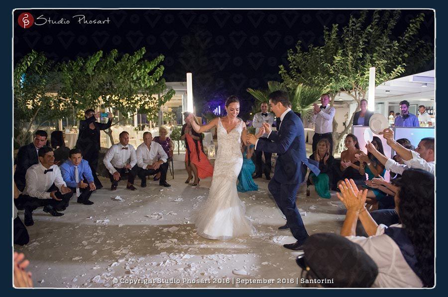 Erin & Kirk | September 2015 | Santorini Gem | Santorini