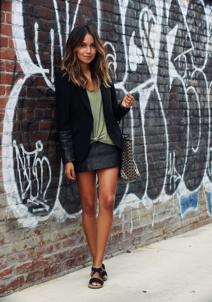 The 9 Best Outfits We've Seen In A LONG Time | Black blazers ...