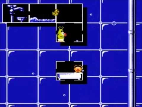 Sesame Street ABC (NES) Gameplay