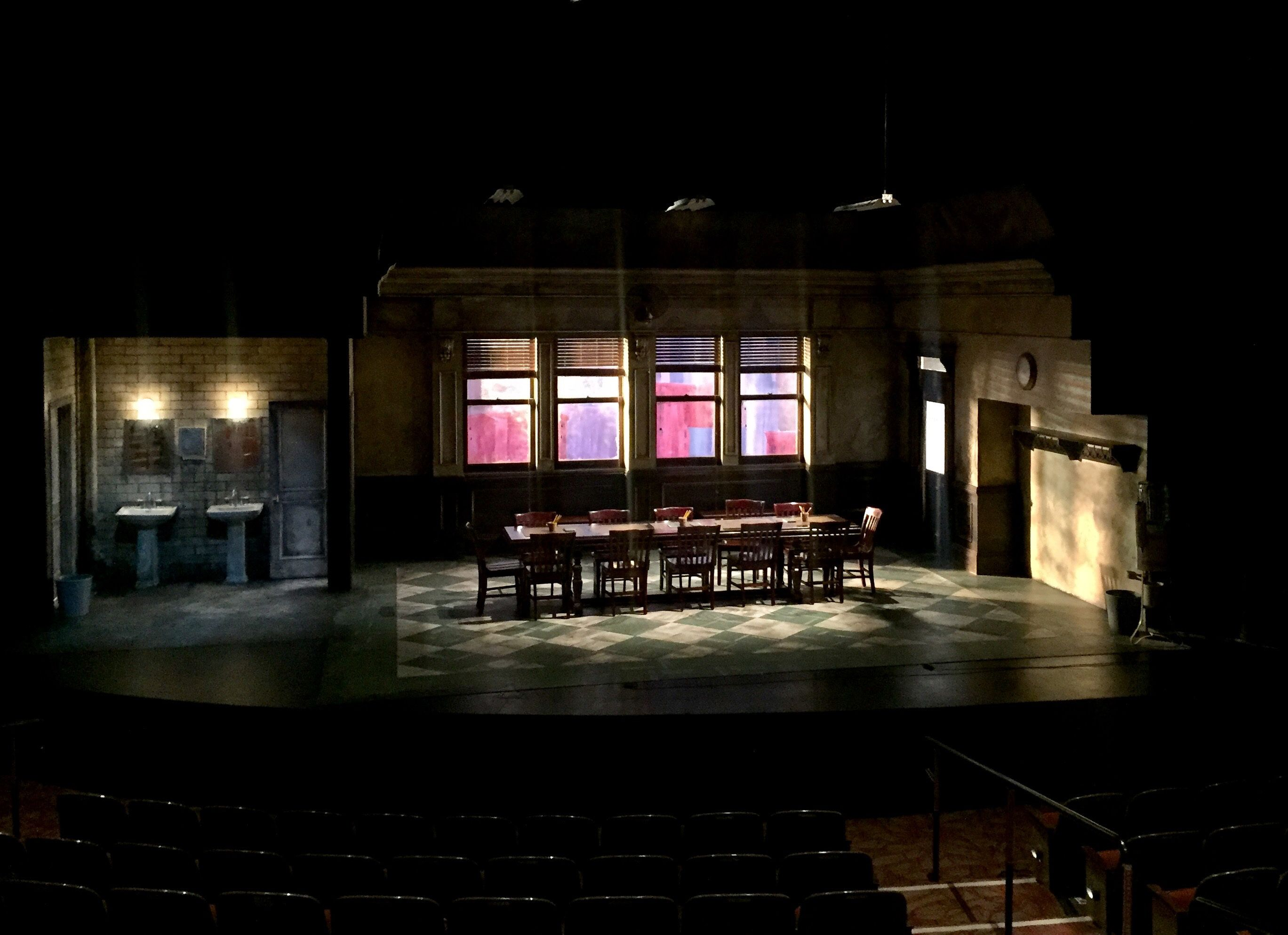 12 ANGRY MEN presented by The Laguna Playhouse, Laguna Beach