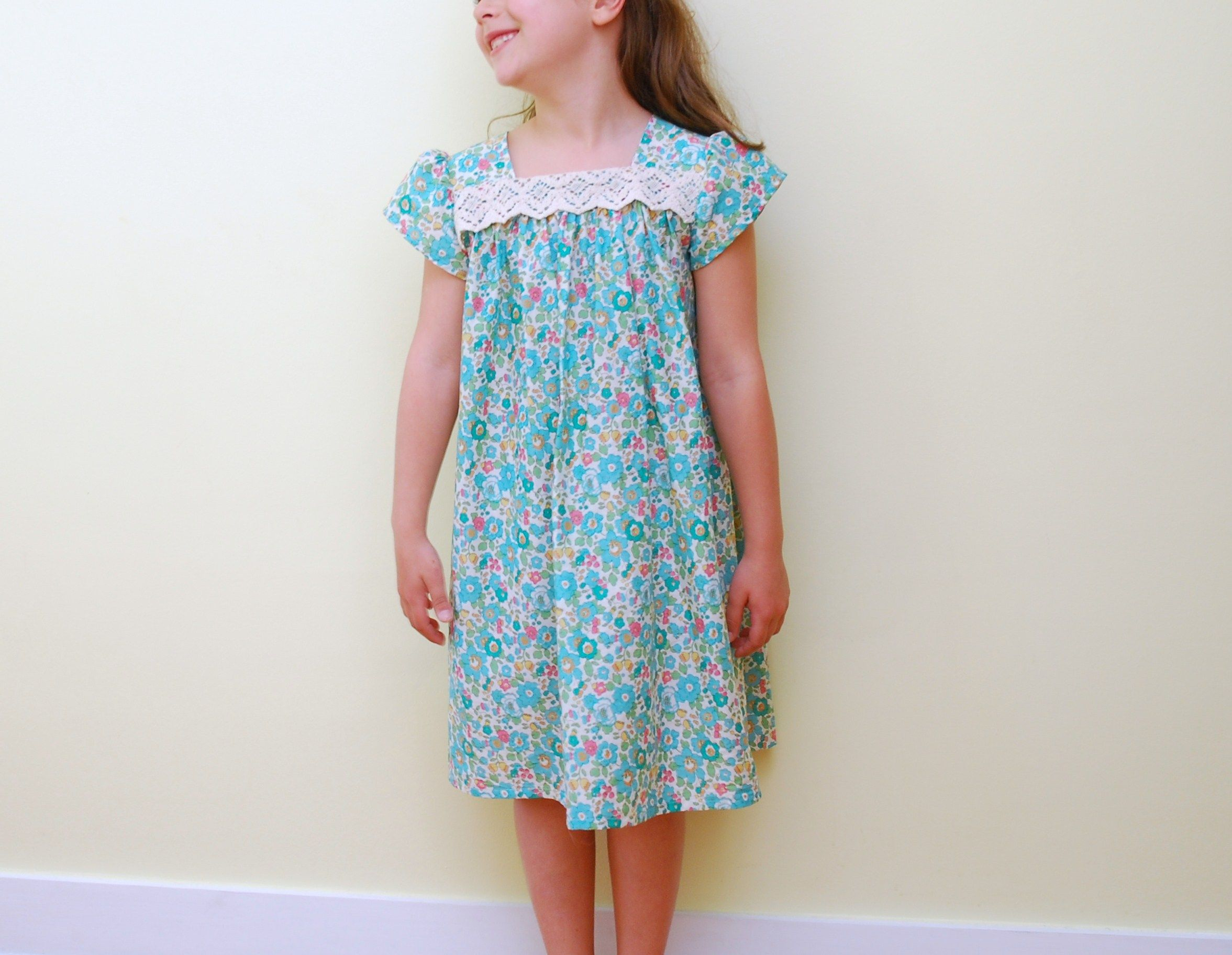 Easter dress (yes, really) | Easter, Stitch and Patterns