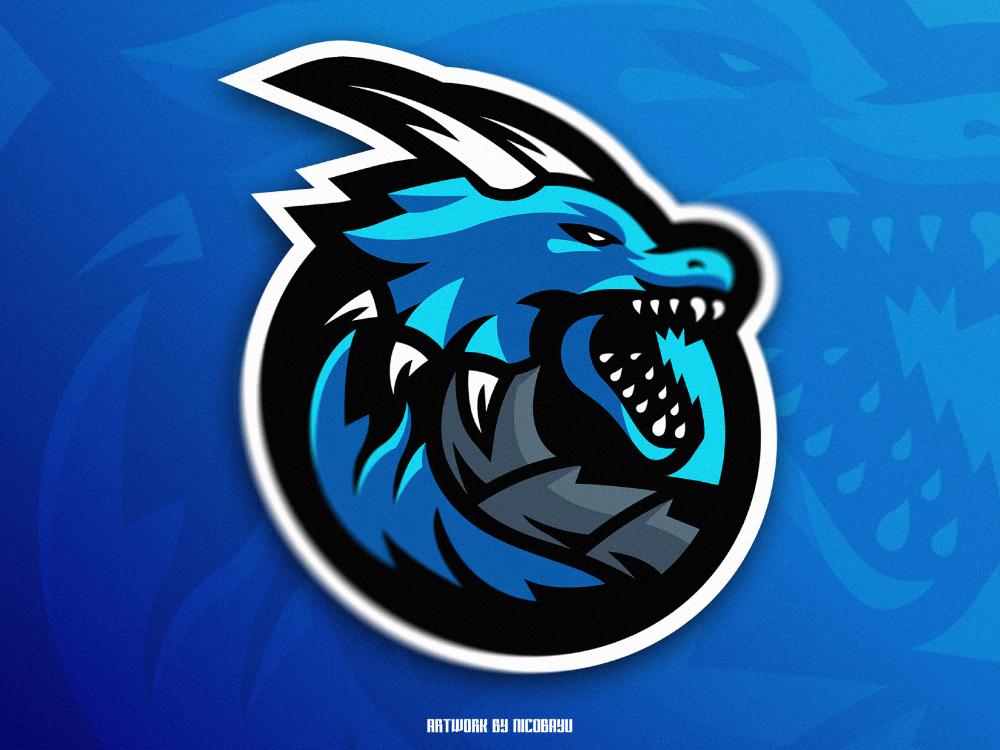 Dragon Esport Logo Pet Logo Design Logo Dragon Photo Logo Design