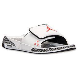 Men's Air Jordan Retro 3 Slide Sandals