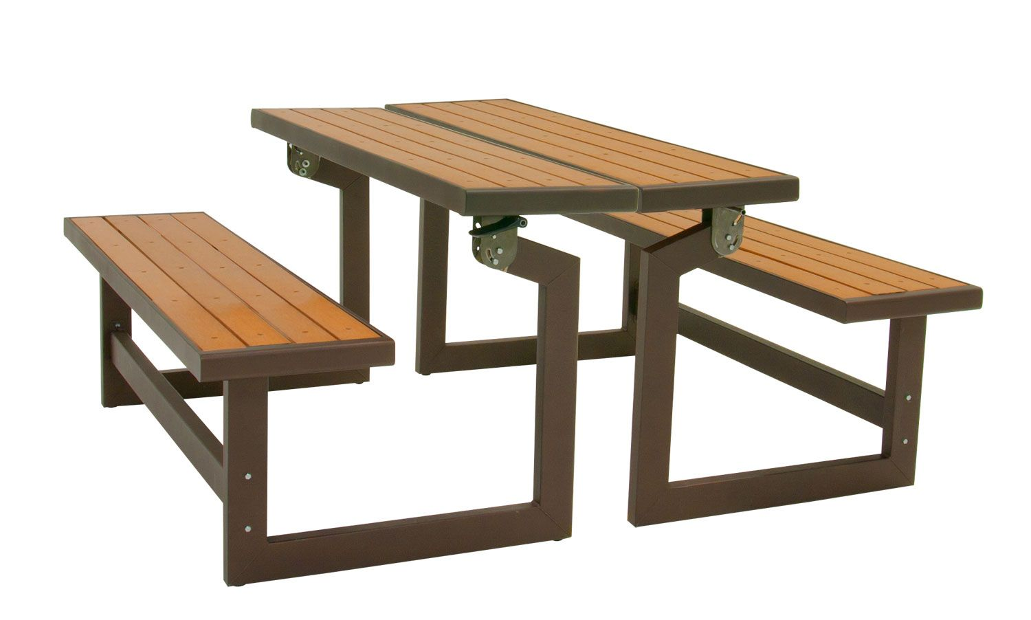 Enjoyable Two Convertible Benches Make A Nice Table And Chairs Open Caraccident5 Cool Chair Designs And Ideas Caraccident5Info
